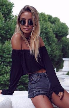 91 Hot Summer Outfit Ideas To Try Right Now #summer #outfit #style Visit to see full collection
