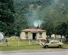derek henderson,on the drive to auckland,a familiar veiw,love this series. Nz History, Long White Cloud, Nz Art, Documentary Photography, Beautiful Islands, What Is Like, Tool Kit, Great Places, New Zealand