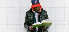 Can You Guess What These NYC Subway Riders Are Reading. This was a lot of fun and it was really interesting to see what people read!