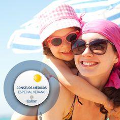 Protege tus #ojos para que el #sol no te dañe la #vista. Usa unas #gafas de sol homologadas. Es un #consejo de nuestra Unidad de #Oftalmología