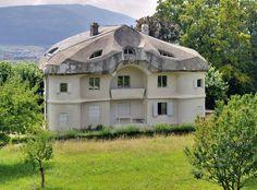 Dornach - Haus Duldeck - Goetheanum – Wikipedia Foto Taxiarchos228