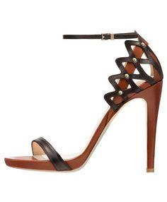 Simple classy - Giorgio Armani 2013 Summer #heels http://heeladdict.com