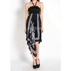 Get 67% off on Women Halter Neck Big Pendulum #Evening_Party_Clubwear_Dress. For more details visit - http://www.souqelkhaleej.com/en/high-quality-women-s-lady-s-ruched-plunging-deep-v-neckline-draped-look-maxi-dress-15854.html