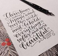 Calligraphy love <3 pineado por Habitan2
