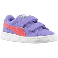 PUMA Suede Classic - Girls' Toddler - Shoes