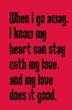 Paul McCartney & the Wings - My Love song lyrics, music lyrics