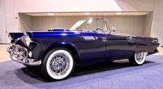 """1955 Ford Thunderbird """"Blue Belle"""""""