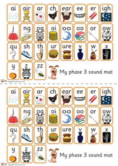 Teacher's Pet - Small phase 3 sound mats - FREE Classroom Display Resource - EYFS, KS1, KS2, phase, three, letters, sounds, L&S, mat