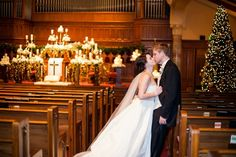 Lauray's couple, Cody and Sara Webb, looking stunning on their wedding day!