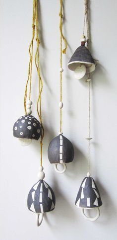 Yen Yen Lo|Ceramic Art|Melbourne | Bells                                                                                                                                                                                 More