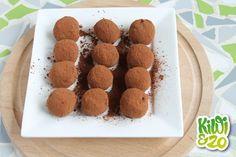 4 ingrediënten speculaas bonbons (glutenvrij, zuivelvrij)