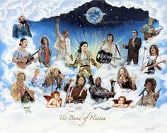 The Band of Heaven - Das Bild - The Picture