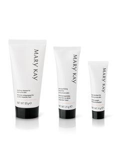 Set de prueba de productos para pieles propensas al acné Mary Kay®