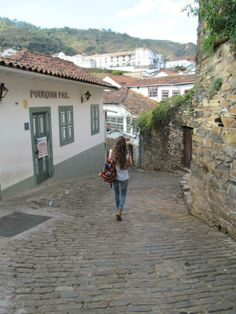 Wandering in Ouro Preto, Minas Gerais - Brazil #freepeoplelwt