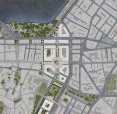 Espaces publics de Rive, Ginevra (CH) | NEOSTUDIO