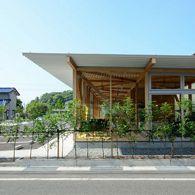 牛窓の食堂/Cafeteria in Ushimado