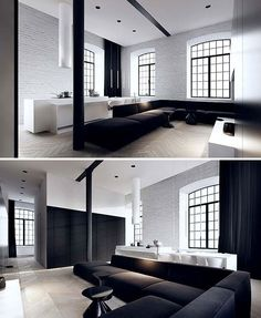 Clean, simple =Tamizo Architects <3
