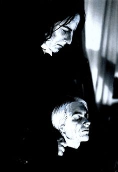 Lucius and Severus, as always. The darkest (and sexiest) couple in all slash fanfiction. My favourite. Lucius Malfoy and Severus Snape (c) J.K. Rowling fan art