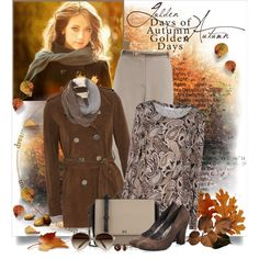 """""""Autumn Dreams"""" by brendariley-1 on Polyvore"""