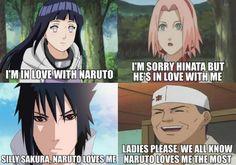 So.. Who Is Naruto's True Love