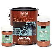 Copper Reactive Metallic Paint (ME149)