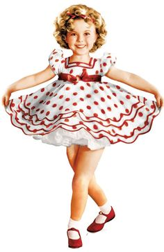 SHIRLEY TEMPLE PARTY DRESS DANCE COSTUME Many Sizes BNWT #DanceCollectionAustralia  @heather1984