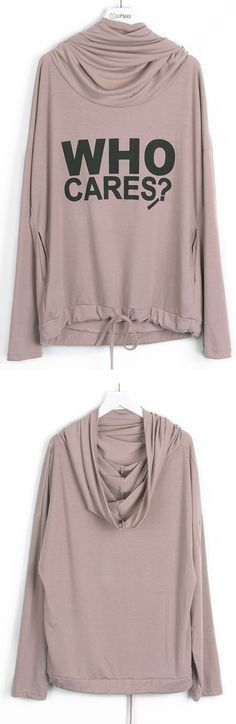 Trendy sweatshirt $19.99 now! Love fall just like summer! Its relaxed and casual. Pair it with denim jeans or leggings for a stylish look. Go and check more at Cupshe.com~