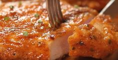 Côtelettes de porc dans une sauce miel et ail - Recettes - Ma Fourchette