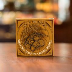 GEO.F.Trumper Coconut Oil Hard Shaving Soap refill
