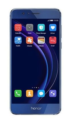 Huawei Honor 8 Android Marshmallow smartphone. Features 4G(LTE), 5.2 inches…