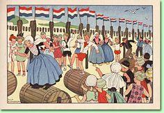 http://www.boekendingen.nl/wp-nieuws/?p=4138. Haar latere boekbandontwerpen werden beïnvloed door een verblijf van enkele jaren in Parijs en zijn van een opmerkelijk niveau.