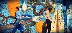 Cali pintada Cali, Blog, Painting, News, Culture, Trends, Painting Art, Blogging, Paintings