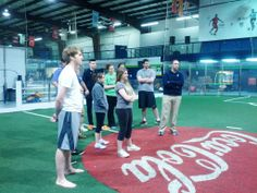 Pics from office night last week! We love getting together as an office and just having some fun outside of work. Last week we played kickball at Gold Metal Indoor Sports! #raseri #lovewhatyoudo #teambuilding #kickball #greatworkenvironment #groundruledouble #goldmetalindoorsports #whowasmvp? #competitiveedge