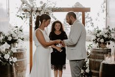 Rachel loves Chris | White Wedding in the Hinterland - The Bride's Tree Wedding Trends, Wedding Styles, Friend Wedding, Wedding Day, Marriage Celebrant, We Get Married, Bridesmaid Dress Colors, Bridal Gowns, Wedding Dresses