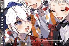 Twitter Pretty Art, Cute Art, Character Art, Character Design, Anime Poses Reference, Digital Art Tutorial, Cartoon Art Styles, Anime Sketch, Kawaii Art