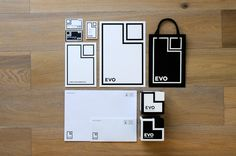 Bronce Laus 2013 | Identidad corporativa mediana y gran empresa |  Título: EVO |  Autor: Saffron+CHINA |  Cliente: EVO