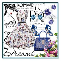 """""""Romwe 4"""" by dinka1-749 ❤ liked on Polyvore featuring Schutz"""