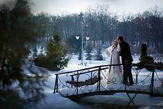 – Winter wedding