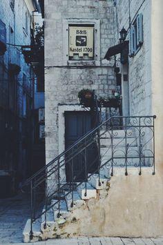 Buildings & Structures in Split, Croatia 2012