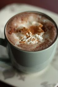 The Farmer's Wife: Mocha Coffee.....Cinnamon Optional