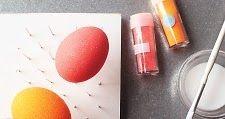 8 ideias de como pintar ovos de páscoa e encantar na decoração e nos presentes para as crianças. Presents, Ideas