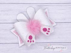 Bow Template Bunny Tail Cute Bows Diy Ribbon Diy Bow Ribbon Bows Ribbons How To Make Bows Boutique Bows Fabric Hair Bows, Diy Hair Bows, Diy Bow, Diy Ribbon, Ribbon Bows, Ribbon Flower, Fabric Flowers, Ribbons, Cricut