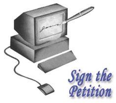 Sign the petition: active in government