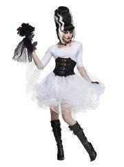 Monster Bride Womens Costume