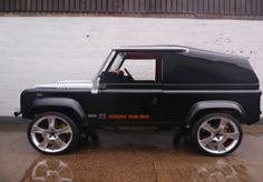 DEFENDER ICON RS 50 V8 - Land Rover Defender Icon