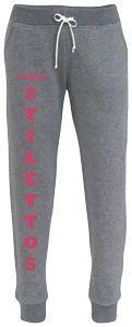 Platinum Stilettos Ladies Jogger