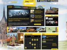 Easter Vacation, Czech Republic, Most Beautiful, Web Design, Romantic, Night, Design Web, Romance Movies, Bohemia