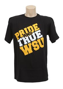 T Pride and True WSU