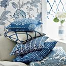 Thibaut Design Blue Group in Palampore