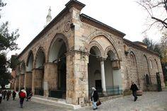 Bursa, Orhan Camii.